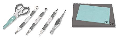 - Sizzix 662225 Accessory Paper Sculpting Kit, Multicolor