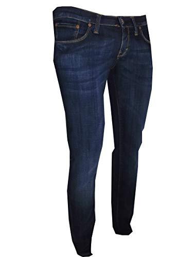 mendel Pot Donna Meltin' bassa stretch Pantaloni Vita denim W31L32 Jeans Elasticizzati affusolati qAfUwUSa5x