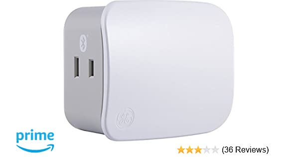 Amazon.com: GE Bluetooth Smart Dimmer (Plug-In), 13866, Works with Alexa: Home Improvement
