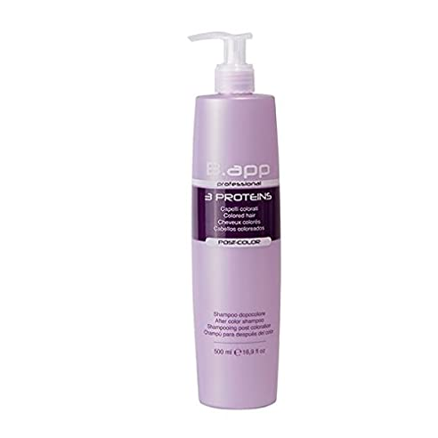 Shampoo Post Haarfarbe 500 ml – B. App -: Amazon.de: Haustier