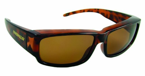 Sea Striker Overalls Sunglasses with Polarized Tortoise and Brown Lenses by Sea Striker