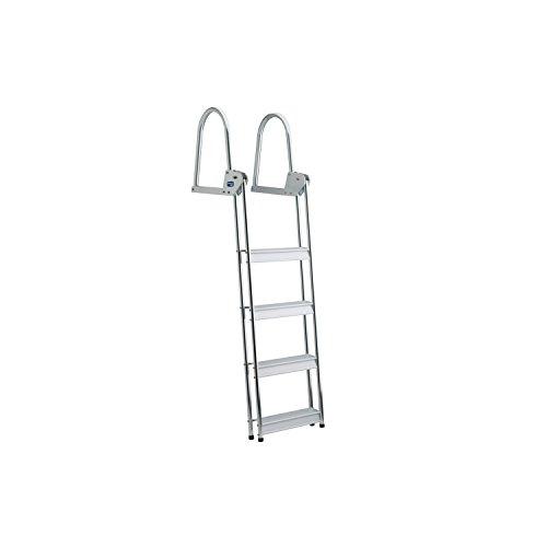 Garelick/Eez-In 15740:01 Dock Raft Ladder- Flip Up Model 4-Step
