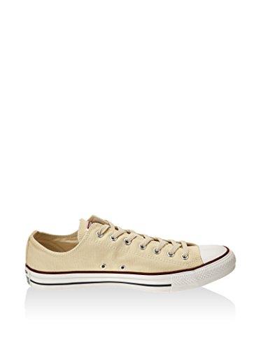 Converse All Star OX - Zapatillas de deporte de lona para mujer Beige - Beige (Ecru)