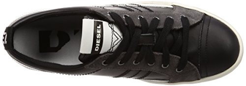 Low Low Sneakers Y01755 Black D P1738 Y01755 D Velows Uomo Diesel Diesel P1738 Velows 4AqfAEaw