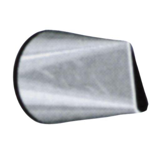 103 Petal (Staedter No.103 Straight Rose Petal Tip, Silver, 10 Mm)