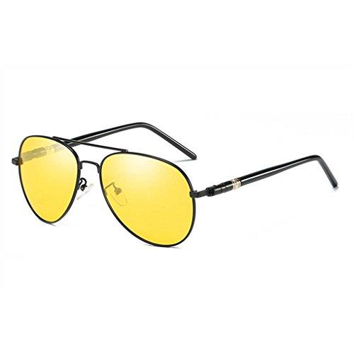 anteojos deslumbramiento Sol UV400 Hombres 5 fish de Gafas Eyewear polarizado Conducción Coolsir de Barrera Completa Protección anteojos wfZWXxvpq