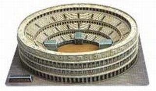 品質が完璧 3D Roman Colosseum Colosseum Italy Model Puzzle Italy Model B002Q2CPQ2, 靴紐手芸紐の marui:fa54a375 --- quiltersinfo.yarnslave.com