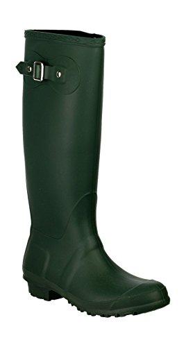 Pour Caoutchouc Bottes Green Femme En Sandringham qz7wtT