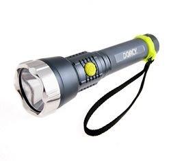 Metal Gear XLM Water Resistant LED Flashlight
