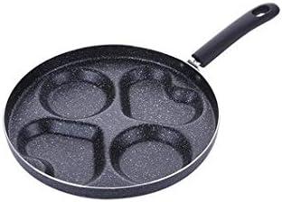 UXZDX Griddle Grill, Non-stick Copper Frying Pan, Aluminum Alloy Frying Pan, Breakfast Frying Pan, Kitchen Pots