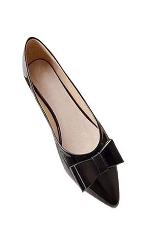 Pointed Toe Girls Ballet Flats