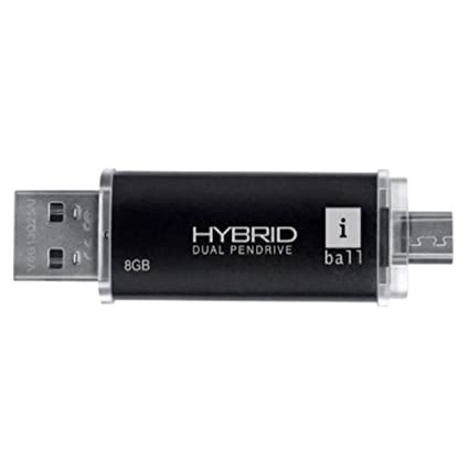 DRIVERS: IBALL CORDIAL 8GB PEN DRIVE