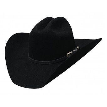 Justin Moore Montecarlo Bullhide Hats Back Roads 6X Premium Wool Felt Western Cowboy Hat (7 - Men Justin