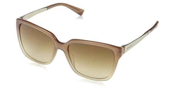 Nina Ricci Snr008 gafas de sol, Marrón (SAND+SHINY GRADIENT ...
