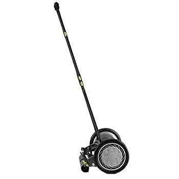 Earthwise 1715-16EW 16 Inch Wide, 7 Blade Push Reel Mower Bent Grass
