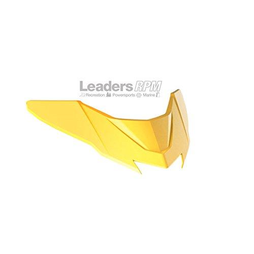 Ski-Doo New OEM Low & Ultra Low Windshield Base Trim Kit Yellow REV-XM, REV-XS