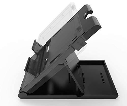 GH Switch Playstand, Portable Play Stand Adjustable with Multiple Angles