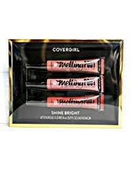 Shine Brite Melting Pout Gel Liquid Lipstick Set Of 3 - Gel Fuel Evan-gel-ical Gell Yes
