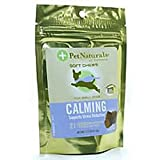Calming Formula for Dogs, Large 21 Soft Chew Tablets by Pet Naturals of Vermont / 21 Count, My Pet Supplies