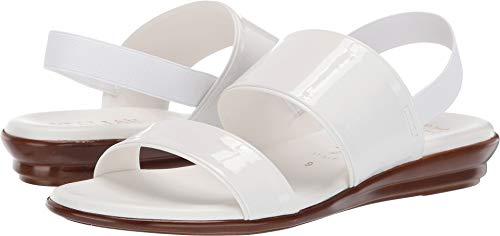 (ITALIAN Shoemakers Women's Max-1 White Patent 9 M US)