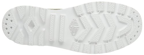 Palladium Blanc Oxford Dk Olijfwit