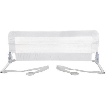 Dreambaby Harrogate Bed Rail, White, Extra-Long