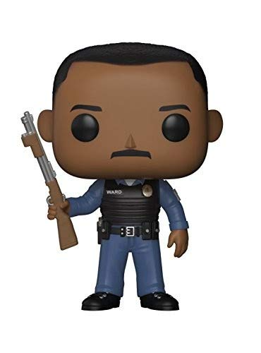 - Funko Pop! Movies: Bright - Daryl Ward (Styles May Vary) Collectible Figure