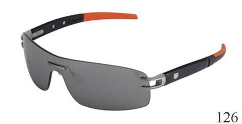 Tag Heuer L-Type Lw 0452 Calf Leather Sunglasses Frame Eyeglasses and - Heuer L Sunglasses Type Tag