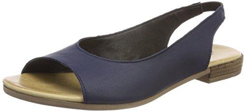 Andrea Conti Ladies 0955710 Sandali Aperti Blu (blu Scuro)