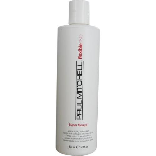Paul Mitchell Flexible Style Super Sculpt Styling Glaze, 16.9-Ounce Bottle (Packaging may vary) (Super Glaze Sculpt Paul Mitchell)