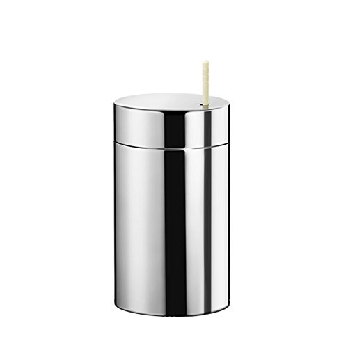 Stainless Steel Toothpick Dispenser (ROOS 304 Stainless Steel Integral Forming Toothpick Dispenser with Free Toothpick)