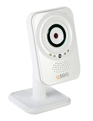 Q-See QN6401X Easy View WiFi IP Camera (White)
