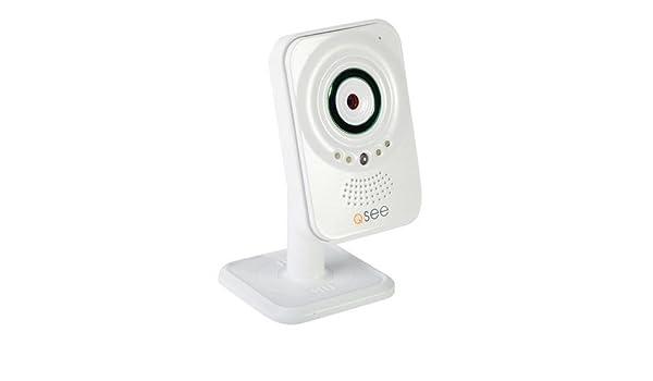 Q-See QN6401X Cámara de seguridad IP Interior Blanco 640 x 480Pixeles: Amazon.es: Electrónica