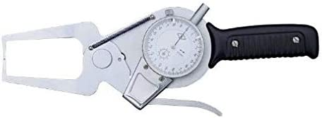 MeterTo Dial Outside Groove Gauge Outside Caliper 180-200mm L: 95mm a: 10mm b: /Φ3.2mm