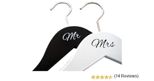 Percha novia//novio Un gran accesorio de boda para la feliz pareja