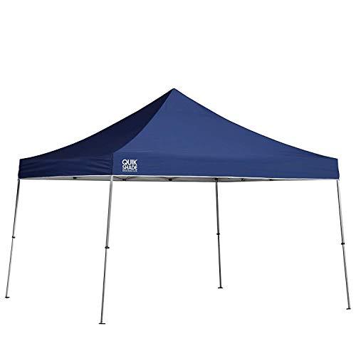 - Quik Shade Weekender Elite 12 x 12 ft. Straight Leg Canopy, Twilight Blue