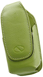 Ultima Cell Phone Case (Naztech 8631 Ultima Carrying Case for Medium/Large Bar Phones - Non-Retail Packaging - Lime Green)