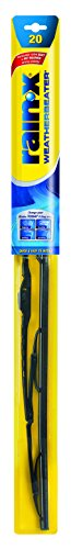 Rain-X RX30220-5PK Weatherbeater Wiper Blade - 20-Inches - (Pack of 5)