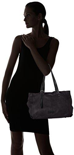 Doba a Black Donna Berlin spalla Schwarz Borsa Urbase Liebeskind Nairobi ax56qwvqAR