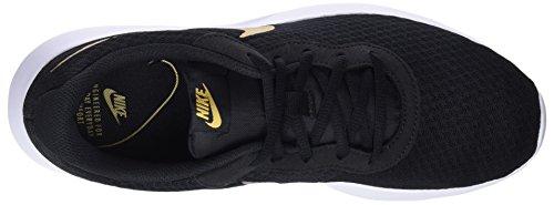 Running 004 Gold Femme Tanjun Nike Noir black metallic De Chaussures UwTaqazt6