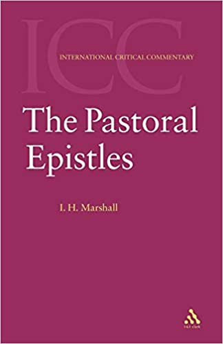 Image result for icc marshall pastoral