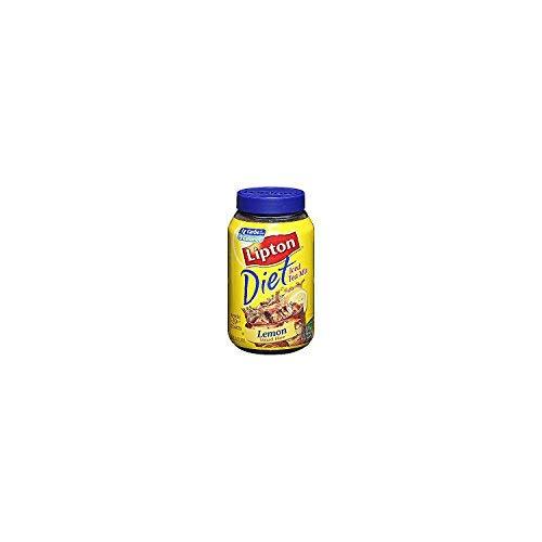 Product of Lipton Diet Iced Tea Mix, Lemon (5.9 oz, makes 20 quarts)- Pack of 3 - [Bulk Savings]