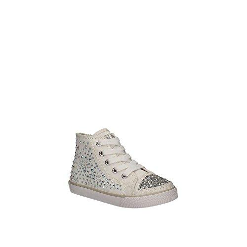 Lelli Kelly - Zapatillas de Lona para niña blanco Bianco 20