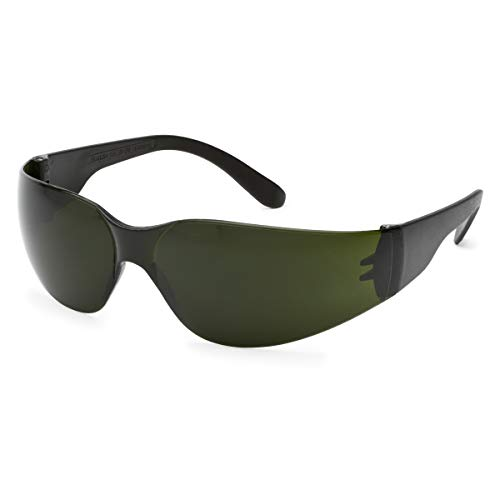 - Lincoln Electric  Starlite Safety Glasses   Shade / IR 5   Anti Scratch   K2967-1