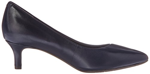 Rockport Women's Total Motion Kalila Dress Pump, Deep Ocean Nappa, 10 M US by Rockport (Image #7)