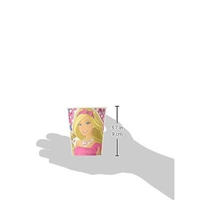 Creative Barbie - 8 BICCHIERI DI Carta: Toys & Games