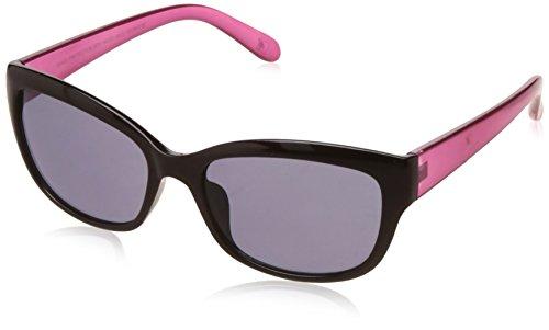 MTV Voguish Cat Eyes Style Light Weight 100% UV Blocking Shatterproof Polycarbonate Lens Sunglasses MTV-142 (Grey, - Mtv Glasses