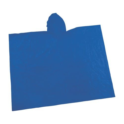 Coleman Emergency Poncho - 1 Poncho - Assorted colors