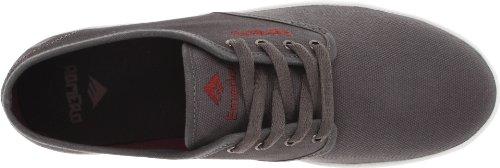 Adulte Emerica Noir Chaussures Mixte gris rouge 6102000082 r8O8nqtB