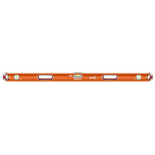 Swanson SVB48M 48-Inch Savage Magnetic Professional Box Beam Level with Gel End -